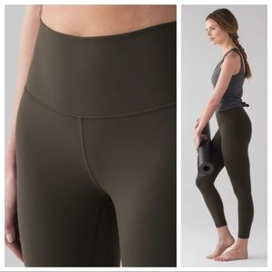 ▪️Lululemon▪️Wunder Under Hi-Rise 7/8 Tight